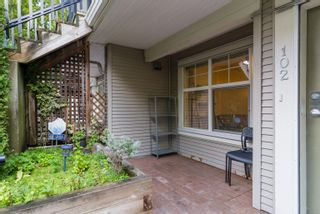 Photo 1: 102 7038 21ST Avenue in Burnaby: Highgate Townhouse for sale (Burnaby South)  : MLS®# R2623505