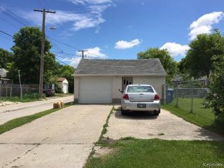 Photo 18: 665 Bannerman Avenue in WINNIPEG: North End Residential for sale (North West Winnipeg)  : MLS®# 1517478