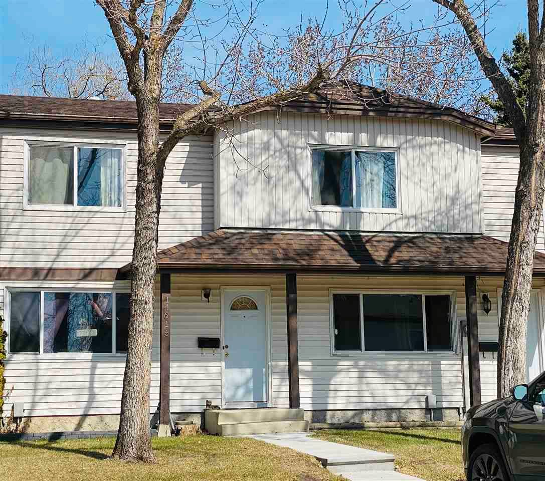 Main Photo: 14615 55 Street in Edmonton: Zone 02 Townhouse for sale : MLS®# E4257008