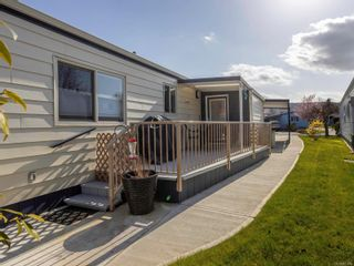 Photo 5: 9371 Trailcreek Dr in Sidney: Si Sidney South-West Manufactured Home for sale : MLS®# 871854