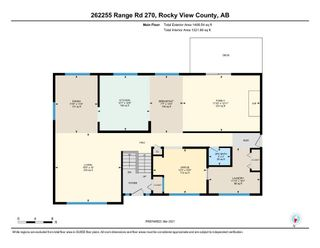 Photo 49: 262255 Range Road 270 in Rural Rocky View County: Rural Rocky View MD Detached for sale : MLS®# A1083366