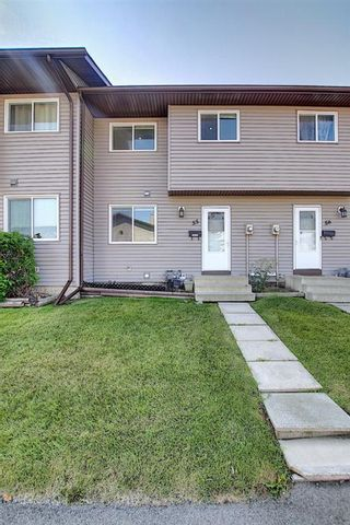 Photo 2: 55 6020 Temple Drive NE in Calgary: Temple Row/Townhouse for sale : MLS®# A1140394