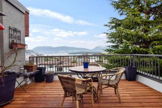 """Photo 1: 504 2120 W 2ND Avenue in Vancouver: Kitsilano Condo for sale in """"ARBUTUS PLACE"""" (Vancouver West)  : MLS®# R2560782"""