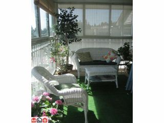 """Photo 10: 308 2491 GLADWIN Road in Abbotsford: Abbotsford West Condo for sale in """"Lakewood Gardens"""" : MLS®# F1019909"""