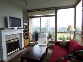 "Photo 2: 1205 6838 STATION HILL Drive in Burnaby: South Slope Condo for sale in ""BELGRAVIA"" (Burnaby South)  : MLS®# V839609"