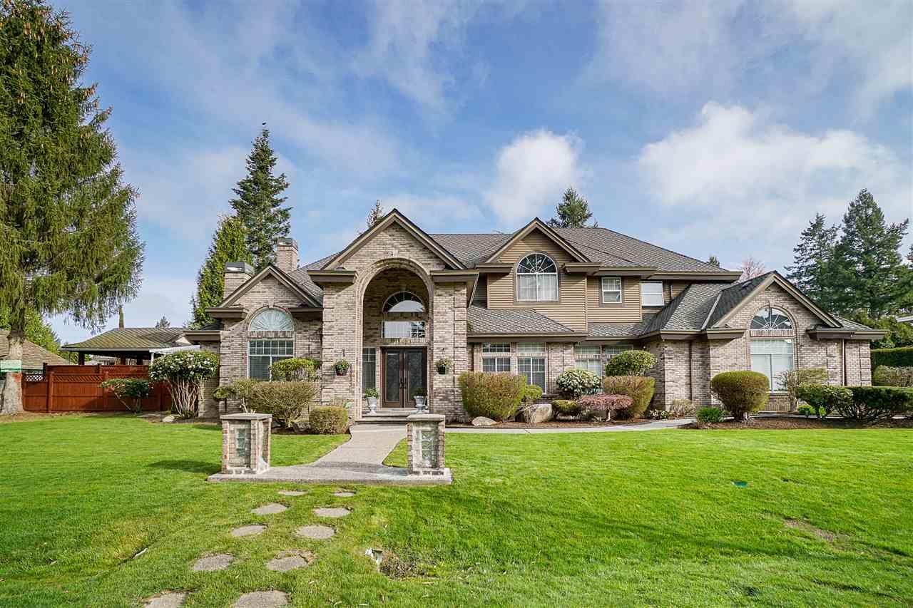 "Main Photo: 12633 55A Avenue in Surrey: Panorama Ridge House for sale in ""Panorama Ridge"" : MLS®# R2566543"