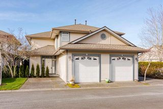 Photo 1: 10 4725 221 Street in Langley: Murrayville Townhouse for sale : MLS®# R2465425