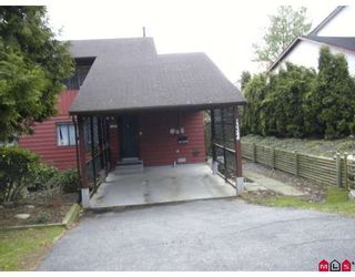 """Photo 1: 13344 100TH Avenue in Surrey: Whalley 1/2 Duplex for sale in """"CENTRAL CITY"""" (North Surrey)  : MLS®# F2904707"""