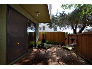 """Photo 9: 101 3150 PRINCE EDWARD Street in Vancouver: Mount Pleasant VE Condo for sale in """"PRINCE EDWARD PLACE"""" (Vancouver East)  : MLS®# V952029"""