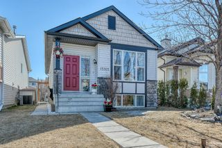 Main Photo: 15921 Everstone Road SW in Calgary: Evergreen Detached for sale : MLS®# A1094588
