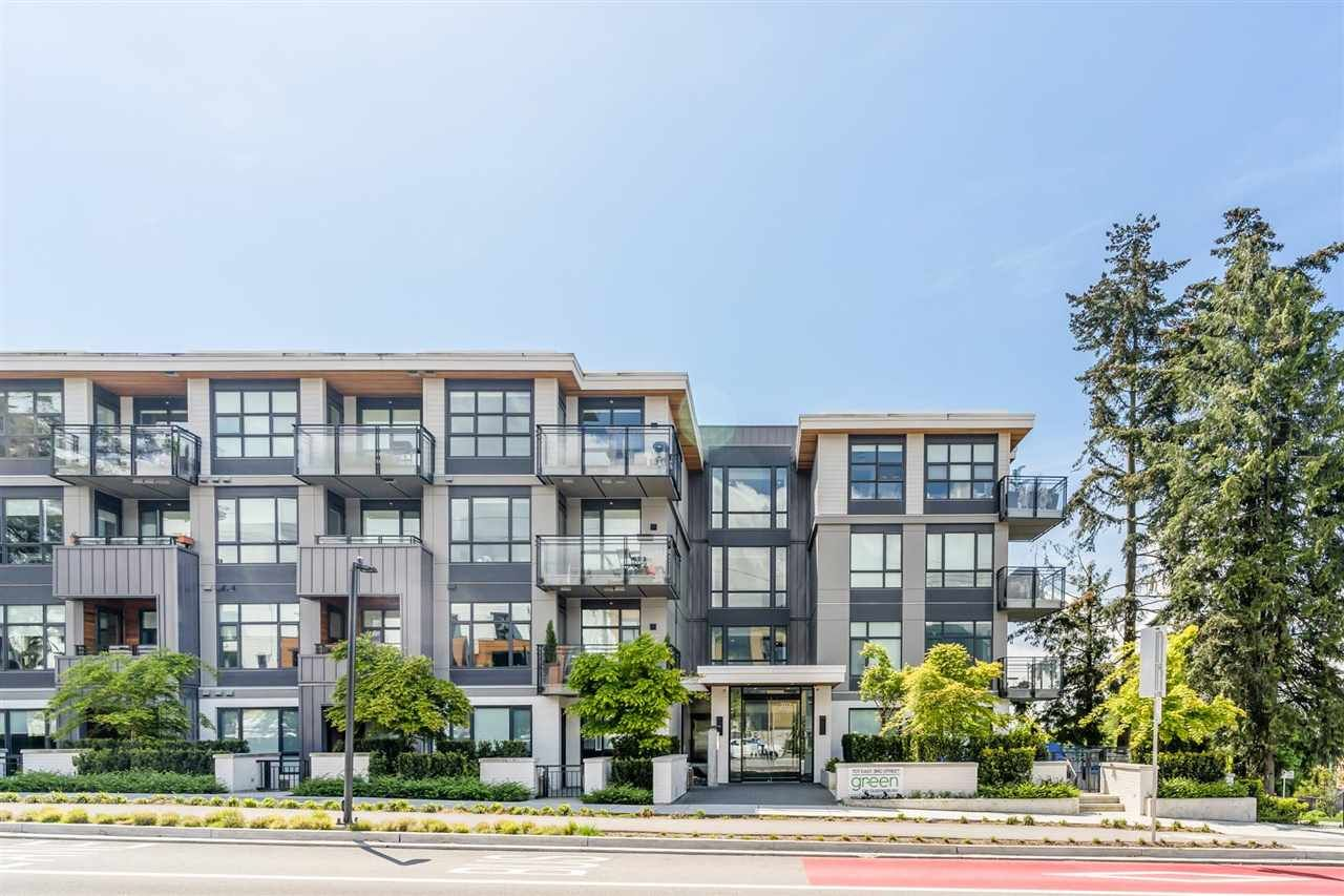 Main Photo: 311 707 E 3RD STREET in North Vancouver: Queensbury Condo for sale : MLS®# R2579853