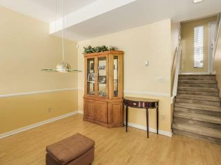 """Photo 4: 45 1207 CONFEDERATION Drive in Port Coquitlam: Citadel PQ Townhouse for sale in """"CITADEL HEIGHTS"""" : MLS®# V1111868"""