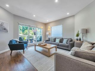 """Main Photo: C 231 E 17TH Street in North Vancouver: Central Lonsdale Townhouse for sale in """"TRI-PLEX"""" : MLS®# R2606251"""