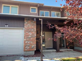 Photo 25: 48 2323 OAKMOOR Drive SW in Calgary: Palliser Row/Townhouse for sale : MLS®# C4272425