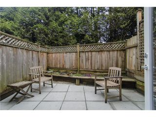 Photo 8: 279 BALMORAL Place in Port Moody: North Shore Pt Moody Townhouse for sale : MLS®# V1055065
