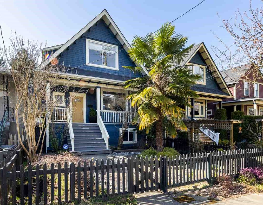 Main Photo: 2645 CAROLINA Street in Vancouver: Mount Pleasant VE House for sale (Vancouver East)  : MLS®# R2560254