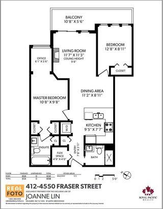 Photo 15: 412 4550 FRASER STREET in Vancouver East: Fraser VE Home for sale ()  : MLS®# R2109559