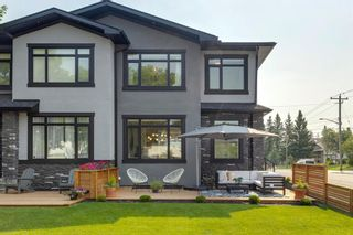 Main Photo: 2502 16 Street NW in Calgary: Capitol Hill Semi Detached for sale : MLS®# A1130404