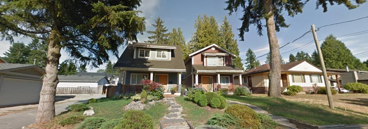 """Main Photo: 725 DUCKLOW Street in Coquitlam: Coquitlam West 1/2 Duplex for sale in """"Burquitlam"""" : MLS®# R2160035"""