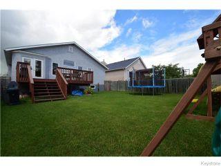 Photo 18: 87 Novara Drive in Winnipeg: West Kildonan / Garden City Residential for sale (North West Winnipeg)  : MLS®# 1618812