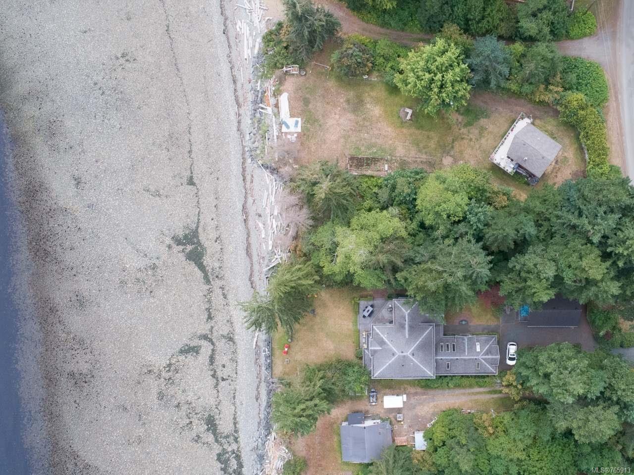 Main Photo: LT 2 Seaview Rd in COURTENAY: CV Merville Black Creek Land for sale (Comox Valley)  : MLS®# 765913