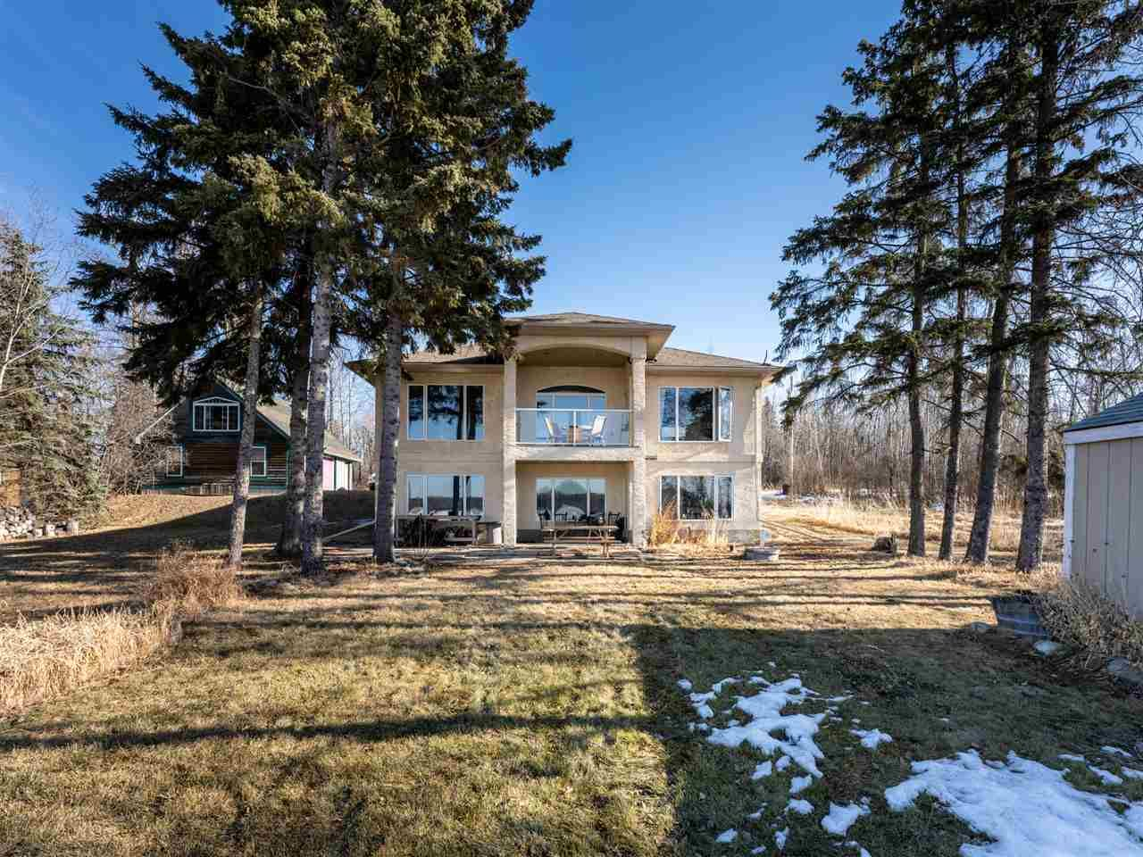 Main Photo: 195 Lakeshore Drive: Rural Lac Ste. Anne County House for sale : MLS®# E4235396