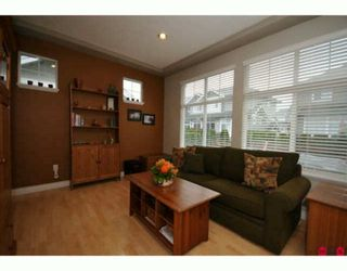 """Photo 6: 35 16760 61ST Avenue in Surrey: Cloverdale BC Townhouse for sale in """"Harvest Landing"""" (Cloverdale)  : MLS®# F2927875"""