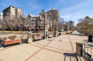 Photo 28: 316 11716 100 Avenue in Edmonton: Zone 12 Condo for sale : MLS®# E4234501