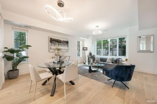 """Photo 2: 7319 GRANVILLE Street in Vancouver: South Granville Townhouse for sale in """"MAISONETTE BY MARCON"""" (Vancouver West)  : MLS®# R2622362"""