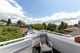 Photo 39: 1106 ST. GEORGES Avenue in North Vancouver: Central Lonsdale Townhouse for sale : MLS®# R2460985