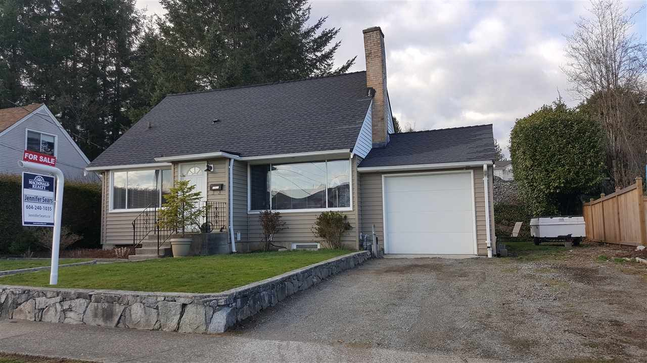 Main Photo: 32931 10TH AVENUE in Mission: Mission BC House for sale : MLS®# R2151078