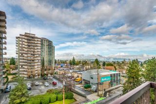 "Photo 16: 703 620 SEVENTH Avenue in New Westminster: Uptown NW Condo for sale in ""Charter House"" : MLS®# R2431459"