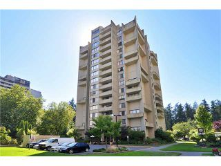 """Photo 1: 1202 4105 MAYWOOD Street in Burnaby: Metrotown Condo for sale in """"TIMES SQUARE"""" (Burnaby South)  : MLS®# V1023881"""