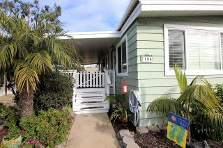 Photo 2: CARLSBAD WEST Manufactured Home for sale : 2 bedrooms : 7104 San Bartolo #10 in Carlsbad