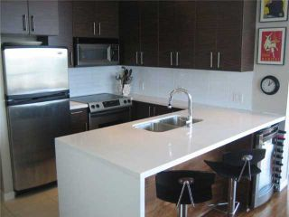 """Photo 2: 1803 2355 MADISON Avenue in Burnaby: Brentwood Park Condo for sale in """"OMA"""" (Burnaby North)  : MLS®# V820928"""