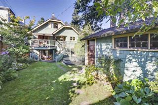 Photo 23: 4214 W 10TH AVENUE in Vancouver: Point Grey House for sale (Vancouver West)  : MLS®# R2506228