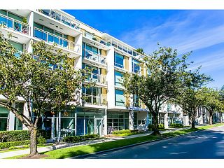 """Photo 1: 509 1635 W 3RD Avenue in Vancouver: False Creek Condo for sale in """"THE LUMEN"""" (Vancouver West)  : MLS®# V1026731"""