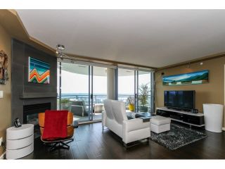 """Photo 3: 2203 739 PRINCESS Street in New Westminster: Uptown NW Condo for sale in """"BERKLEY PLACE"""" : MLS®# V1125945"""