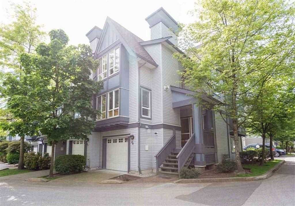 """Main Photo: 44 16388 85 Avenue in Surrey: Fleetwood Tynehead Townhouse for sale in """"CAMELOT VILLAGE"""" : MLS®# R2546989"""