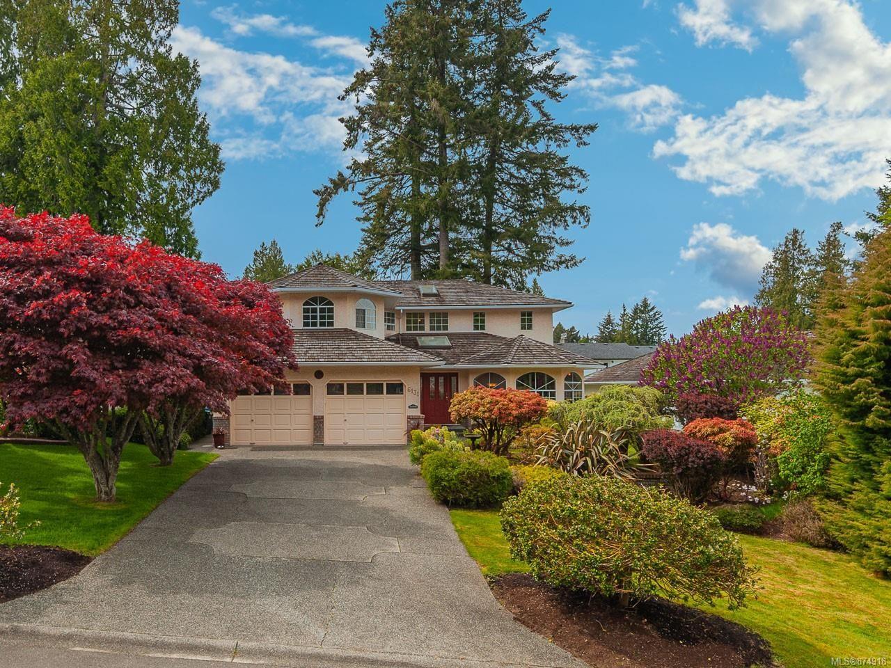 Main Photo: 6131 Greenwood Pl in Nanaimo: Na North Nanaimo House for sale : MLS®# 874918