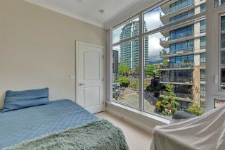 """Photo 37: 311 175 VICTORY SHIP Way in North Vancouver: Lower Lonsdale Condo for sale in """"CASCADE AT THE PIER"""" : MLS®# R2575296"""