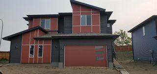 Photo 1: 69 Roberge Close: St. Albert House Half Duplex for sale : MLS®# E4248198