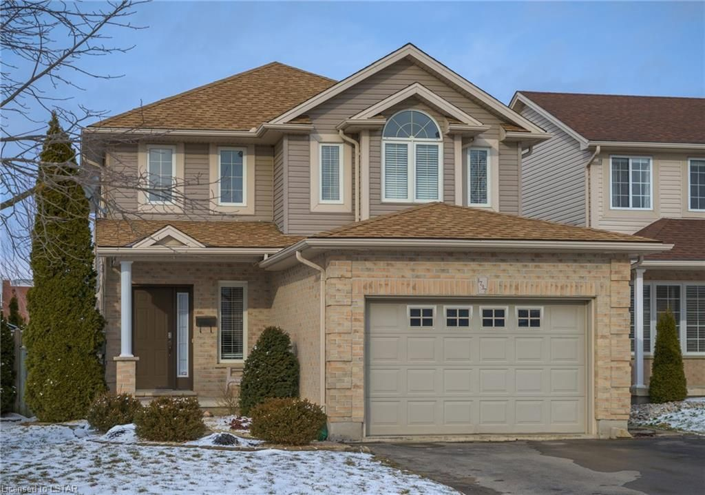 Main Photo: 1737 DEVOS Drive in London: North C Residential for sale (North)  : MLS®# 40058053