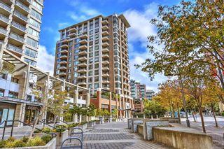 Photo 2: 605 788 Humboldt St in Victoria: Vi Downtown Condo for sale : MLS®# 857154