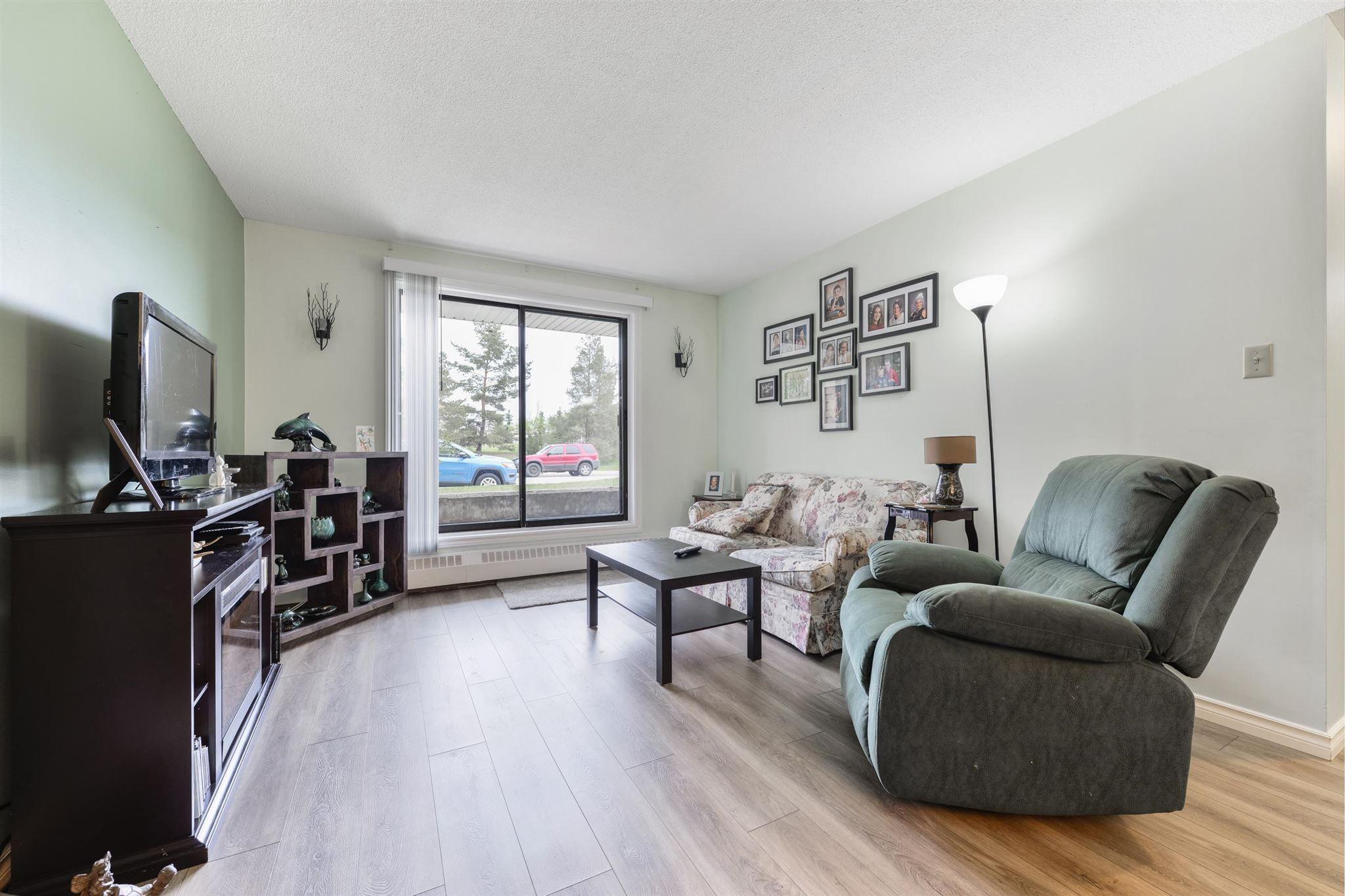 Main Photo: 102 3611 145 Avenue in Edmonton: Zone 35 Condo for sale : MLS®# E4245282