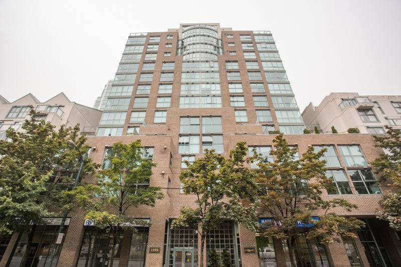 """Main Photo: 601 1159 MAIN Street in Vancouver: Downtown VE Condo for sale in """"CityGate 2"""" (Vancouver East)  : MLS®# R2500277"""