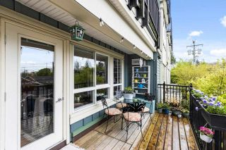 """Photo 24: 6 2780 ALMA Street in Vancouver: Kitsilano Townhouse for sale in """"Twenty on the Park"""" (Vancouver West)  : MLS®# R2575885"""