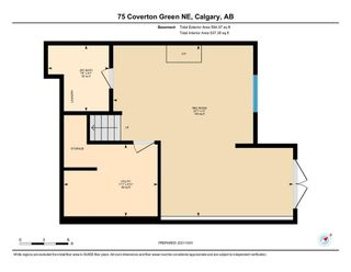 Photo 34: 75 Coverton Green NE in Calgary: Coventry Hills Detached for sale : MLS®# A1151217