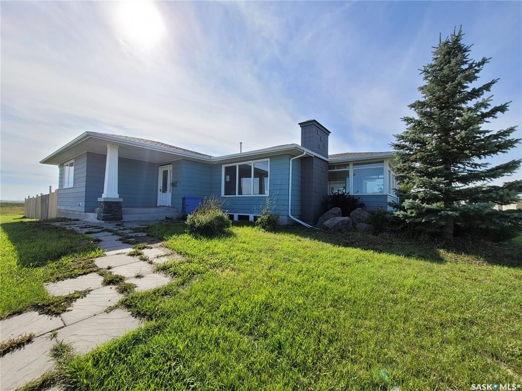 Main Photo: 8 Prairie View Crescent in Colonsay: Residential for sale : MLS®# SK868542