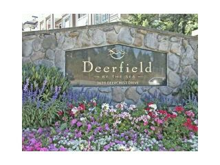 Photo 11: # 319 3629 DEERCREST DR in North Vancouver: Roche Point Condo for sale : MLS®# V1127871